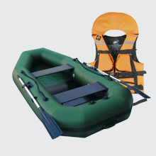 Лодки и принадлежности
