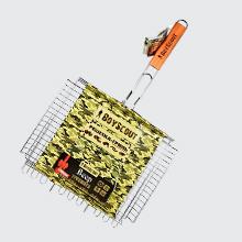 Решетки, шампуры и инструменты