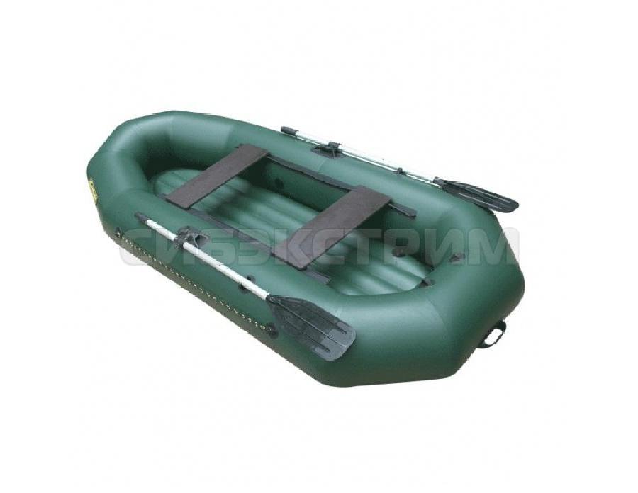 Лодка ПВХ Leader Компакт-270 НД гребная (над. дно и крепеж под транец)