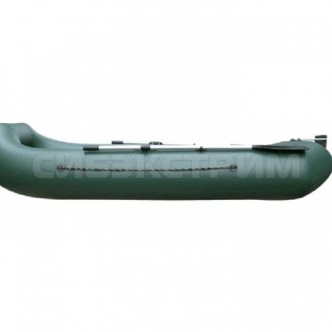 Лодка ПВХ Leader Компакт-290 гребная (дер. пол 3 слани)