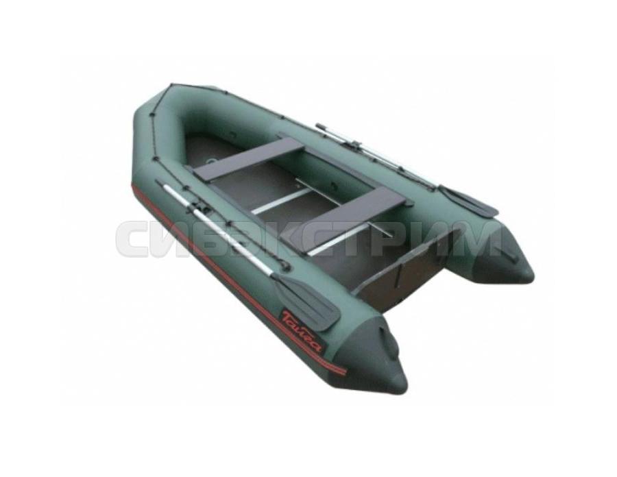 Лодка ПВХ Leader Тайга-320 Киль