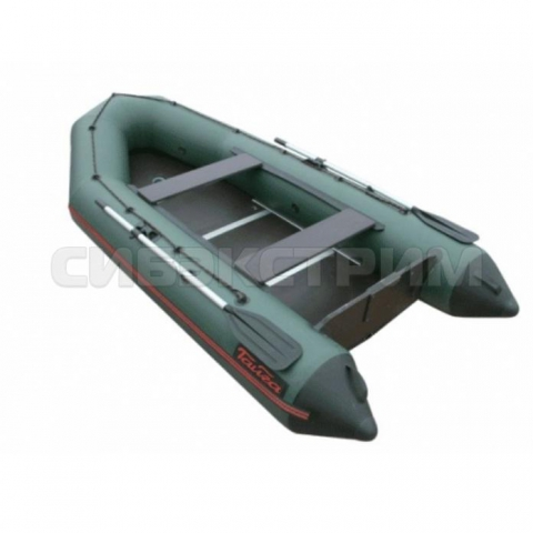 Лодка ПВХ Leader Тайга-340 Киль