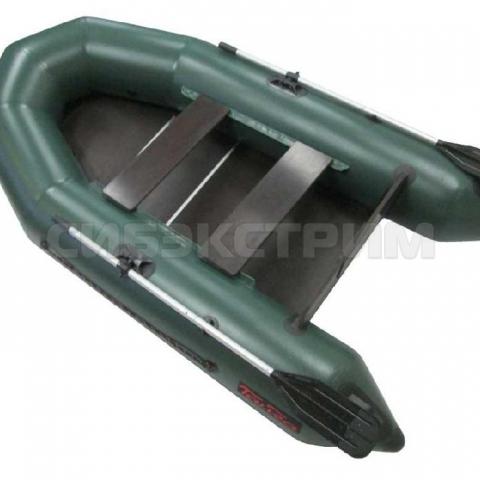 Лодка ПВХ Leader Тайга-270 (зеленый) New