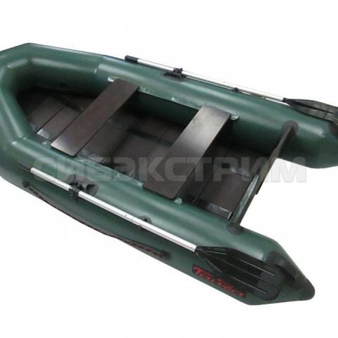 Лодка ПВХ Leader Тайга-270Р (зеленый)