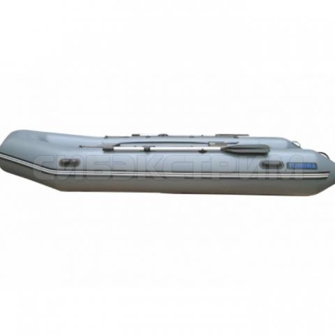 Лодка ПВХ Leader Tundra-325 (цвет серый)