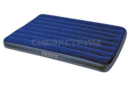 Надувной матрас Intex Стандарт Full, 137x191x22