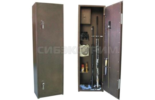 Шкаф оружейный Гарант Ш-010 1400х425х250 мм
