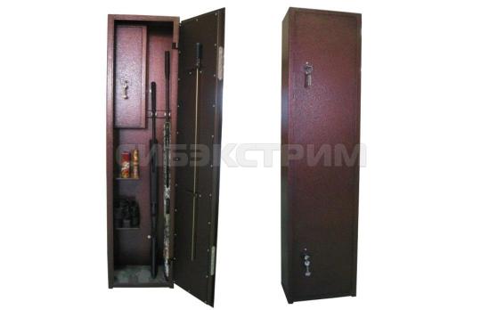 Шкаф оружейный Гарант Ш-012 1400х350х250 мм