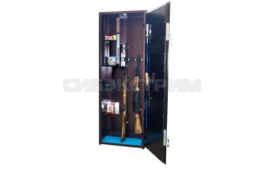 Шкаф оружейный Гарант Ш-014 1400х500х250 мм