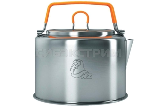 Чайник 1,2 л из нержавеющей стали SK-150