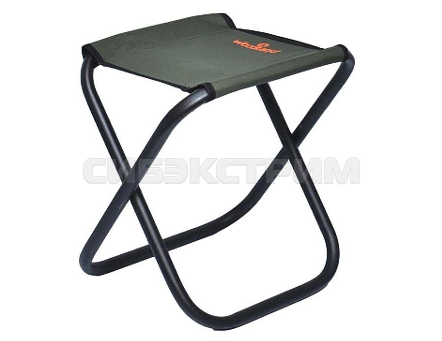 Стул Woodland Compact MINI складной, кемпинговый 33,5 x 28 х 35 см (сталь)