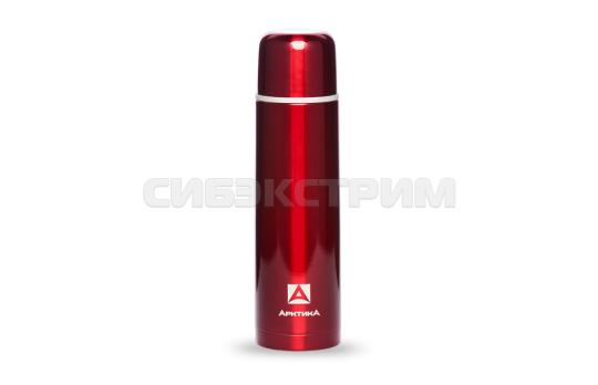 Термос АРКТИКА 102-750 0,75л (узкое горло) красный