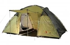 Палатка INDIANA DERNA 4 цвет зеленый