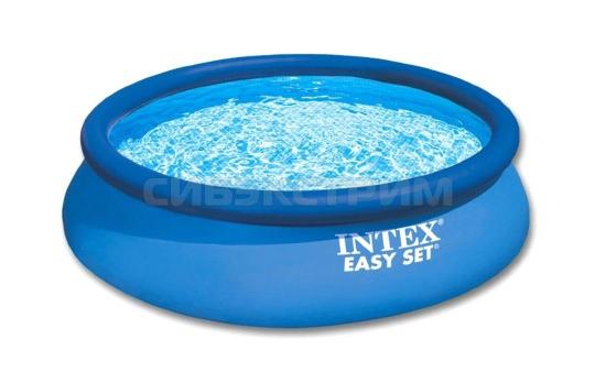 Бассейн Intex EASY SET, 396Х84 см, без фильтр-насоса