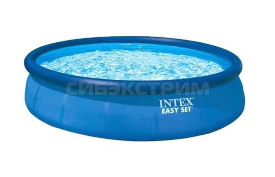 Бассейн INTEX EASY SET 457х91 без  фильтра-насоса