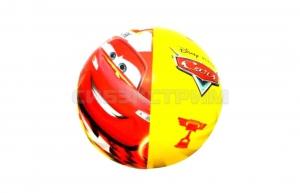 Пляжный мяч Intex Тачки 61см