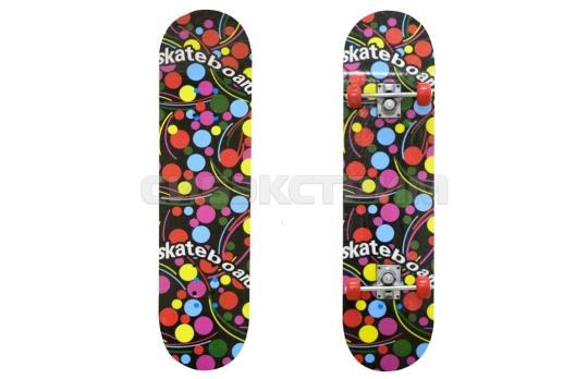 Скейтборд BlackAqua SK-3108 Print 1