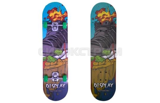 Скейтборд BlackAqua SK-3108 Print 3