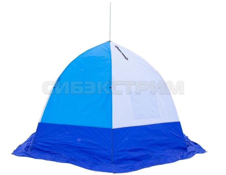 Палатка рыбака ELITE Стэк 2-м п/автомат нетканое полотно