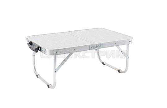 Стол Woodland Camping Table Mini складной, алюминий 60 х 40 х 26 см