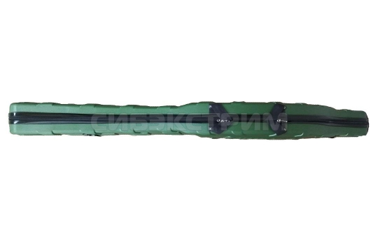Чехол для удилища с катушкой SWD 1,30 жесткий 130х14х14 см