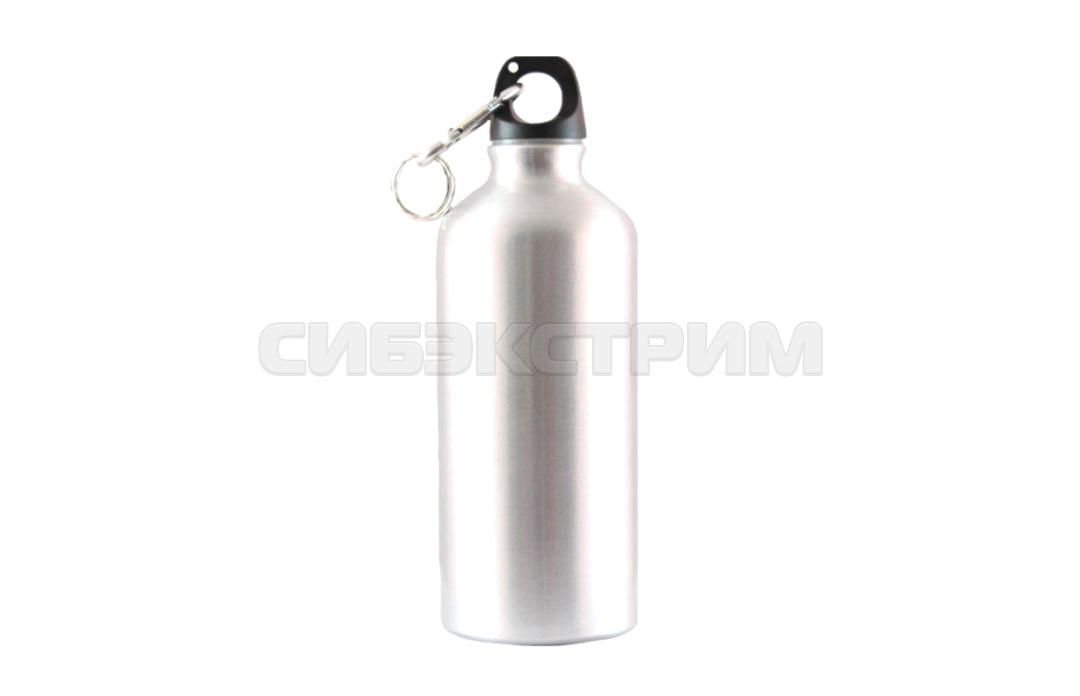 Бутылка питьевая алюминиевая 400мл