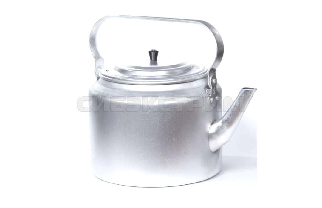 Чайник КАЮР алюминиевый 4л
