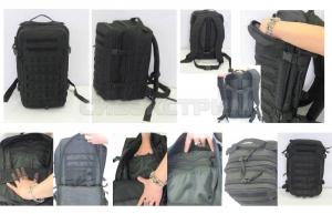 Рюкзак тактический Woodland ARMADA - 1 30 л. черный