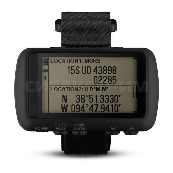 Наручный GPS-навигатор Garmin Foretrex 701