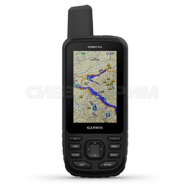 GPS-Навигатор Garmin GPSMap 66ST