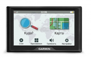 Автомобильный навигатор Garmin Drive Drive 61 RUS LMT