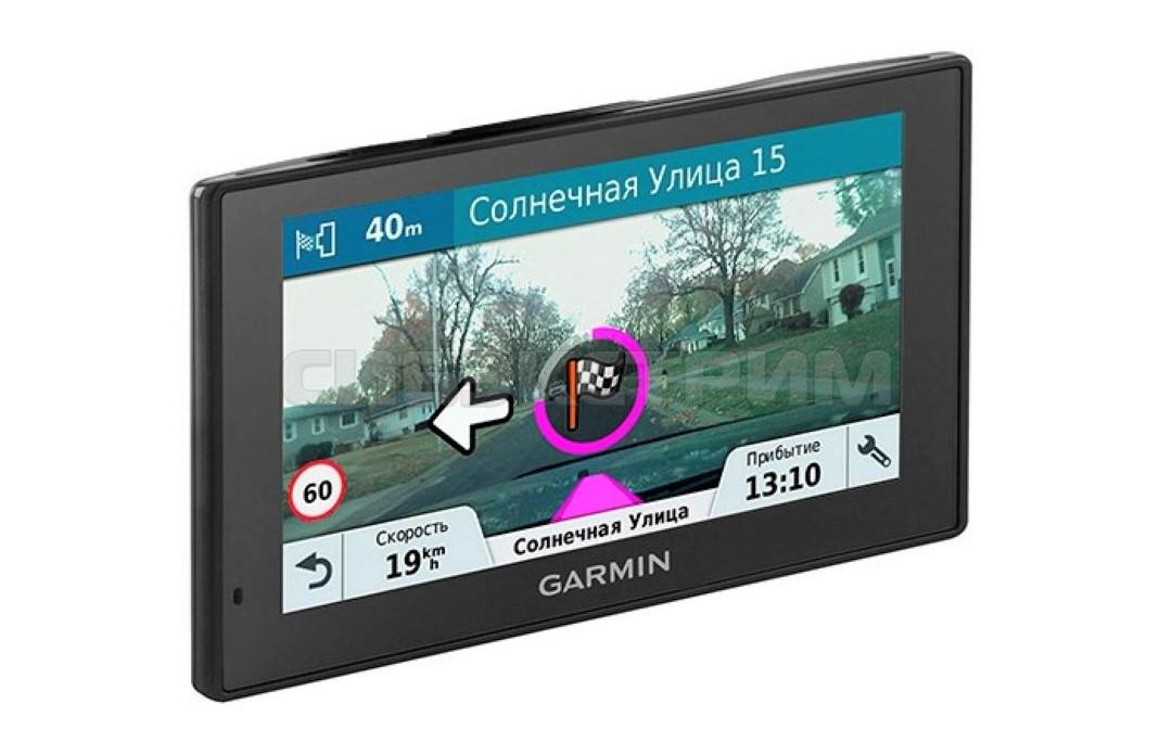 Автомобильный навигатор Garmin DriveAssist 51 RUS LMT