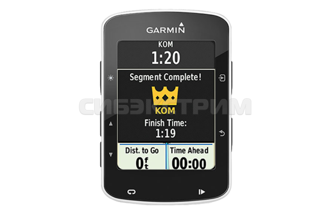 Велокомпьютер Garmin Edge 520 HRM + CAD