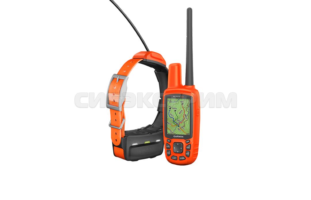 GPS навигатор Garmin Alpha 50 с ошейником Т5