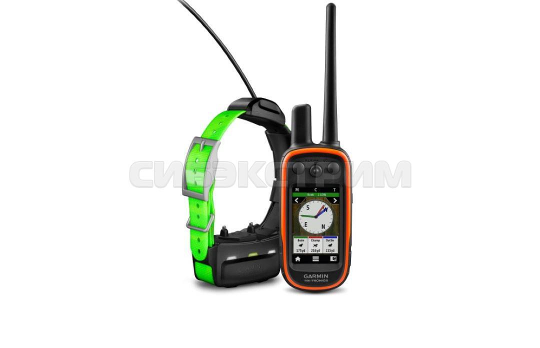 GPS навигатор Garmin Alpha 100 с ошейником ТT15