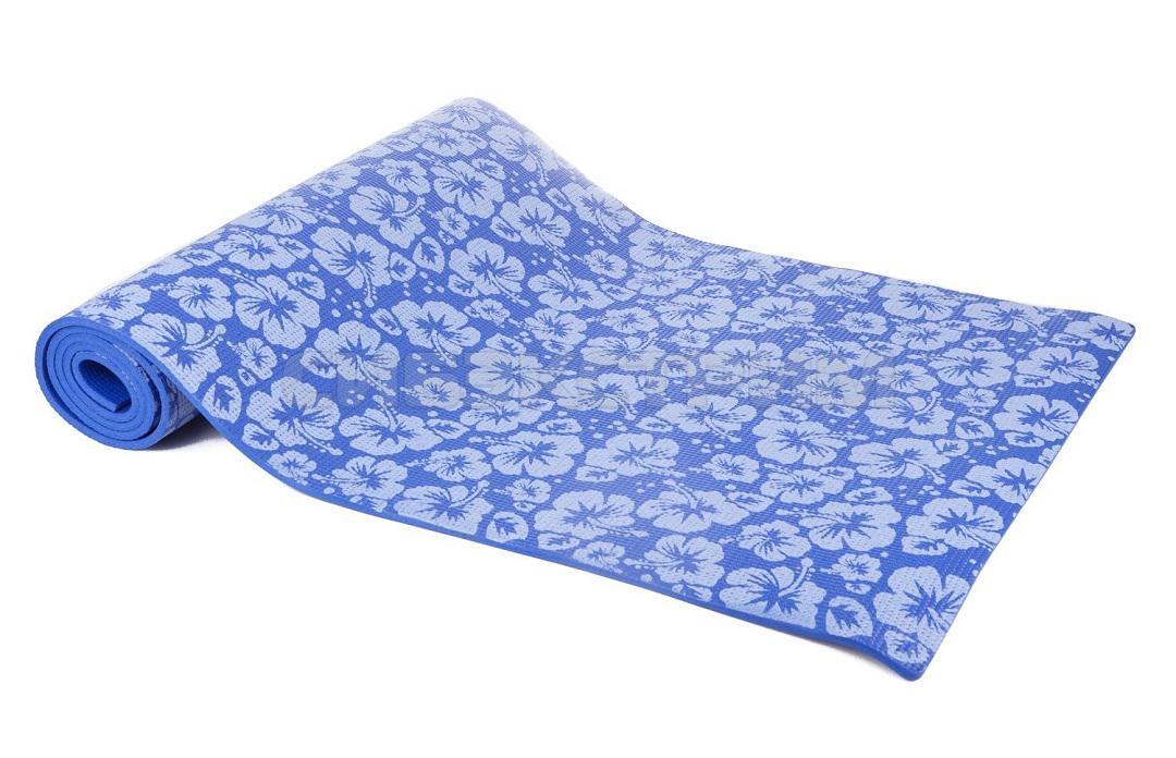 Коврик гимнастический Body Form BF-YM03 173*61*0,8 см (синий)