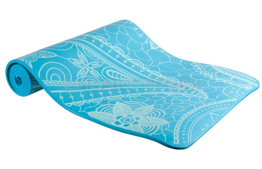 Коврик гимнастический Body Form BF-YM05 183*61*1,0 см (синий)