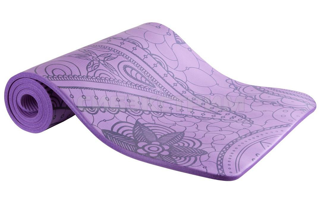 Коврик гимнастический Body Form BF-YM05 183*61*1,5 см (фиолет)