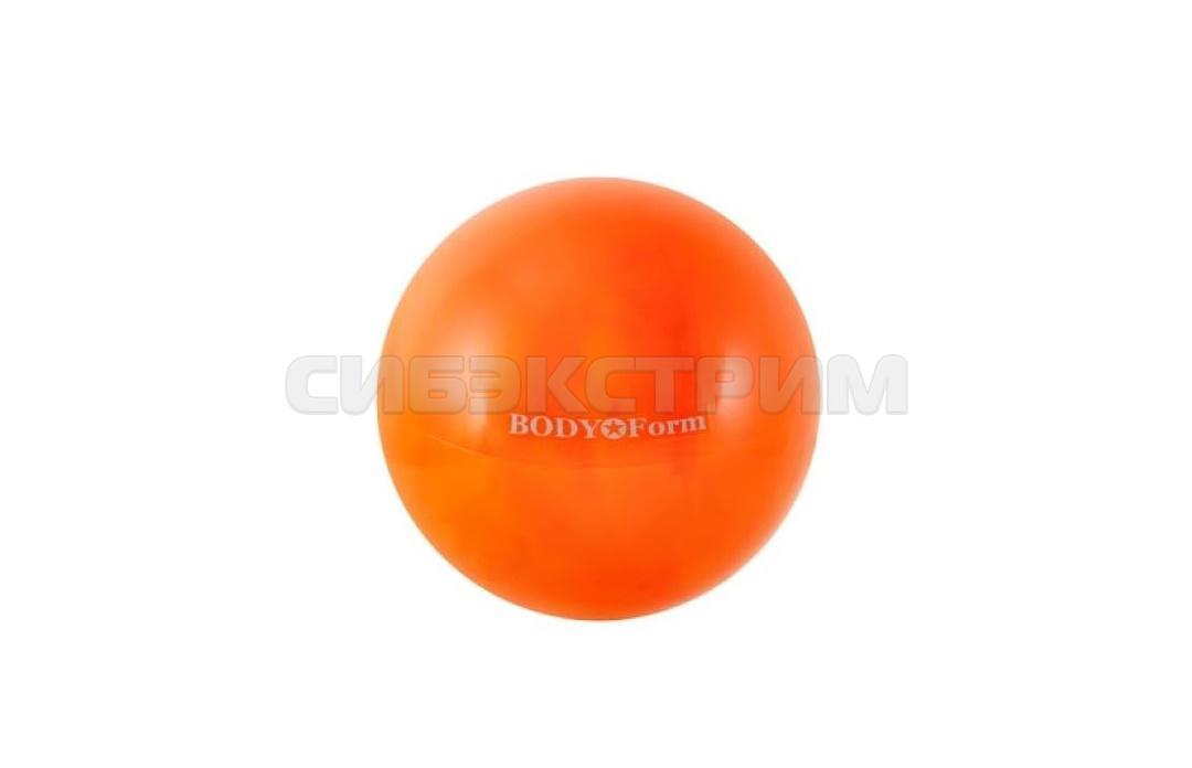 Мяч гимнастический Альфа Каприз BF-GB01M d18 см мини оранжевый