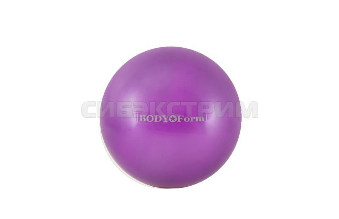 Мяч гимнастический Альфа Каприз BF-GB01M d20 см мини фиолетовый