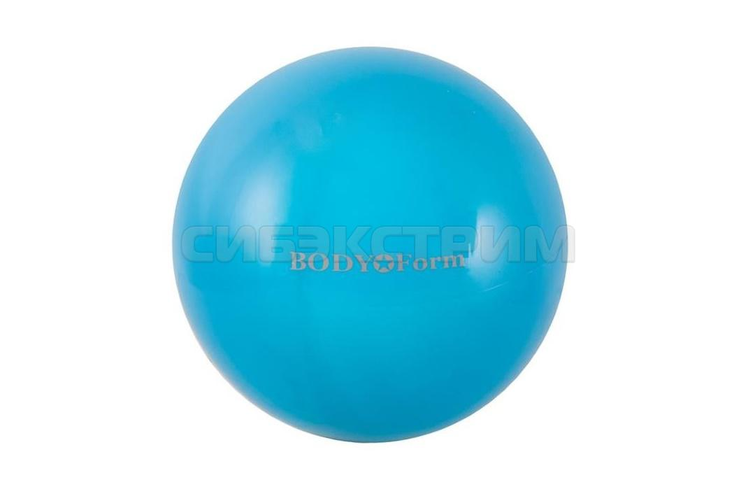 Мяч гимнастический Альфа Каприз BF-GB01M d18 см мини бирюзовый