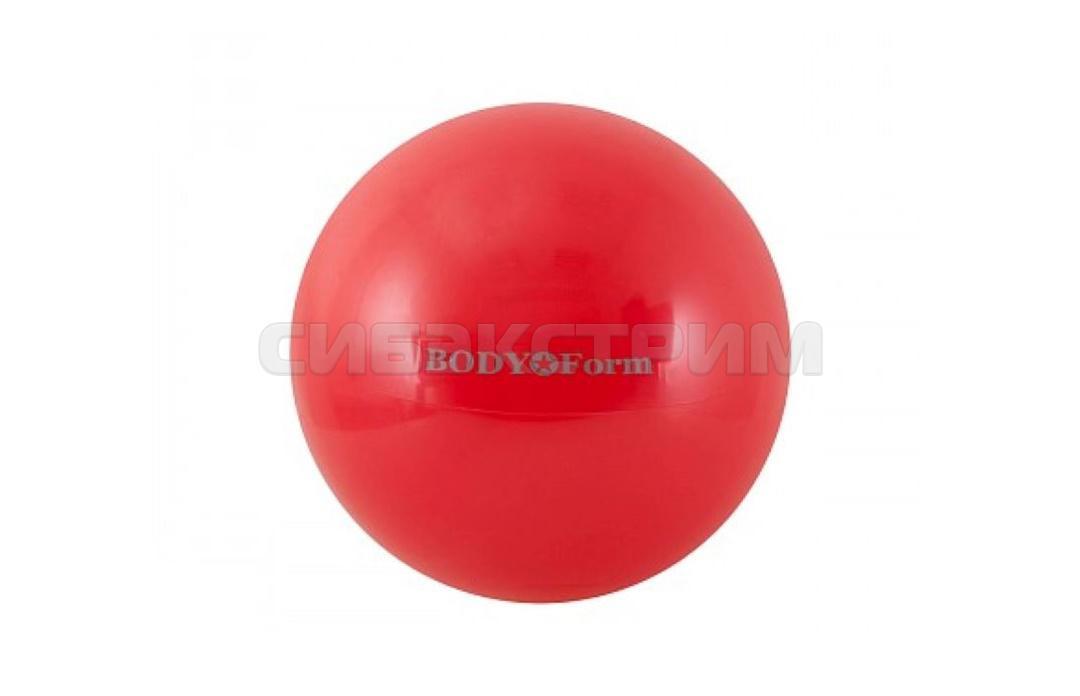 Мяч гимнастический Альфа Каприз BF-GB01M d20 см мини красный