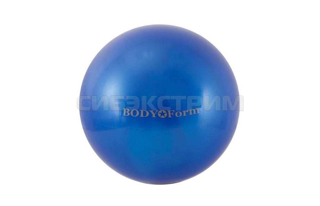 Мяч гимнастический Альфа Каприз BF-GB01M d20 см мини синий