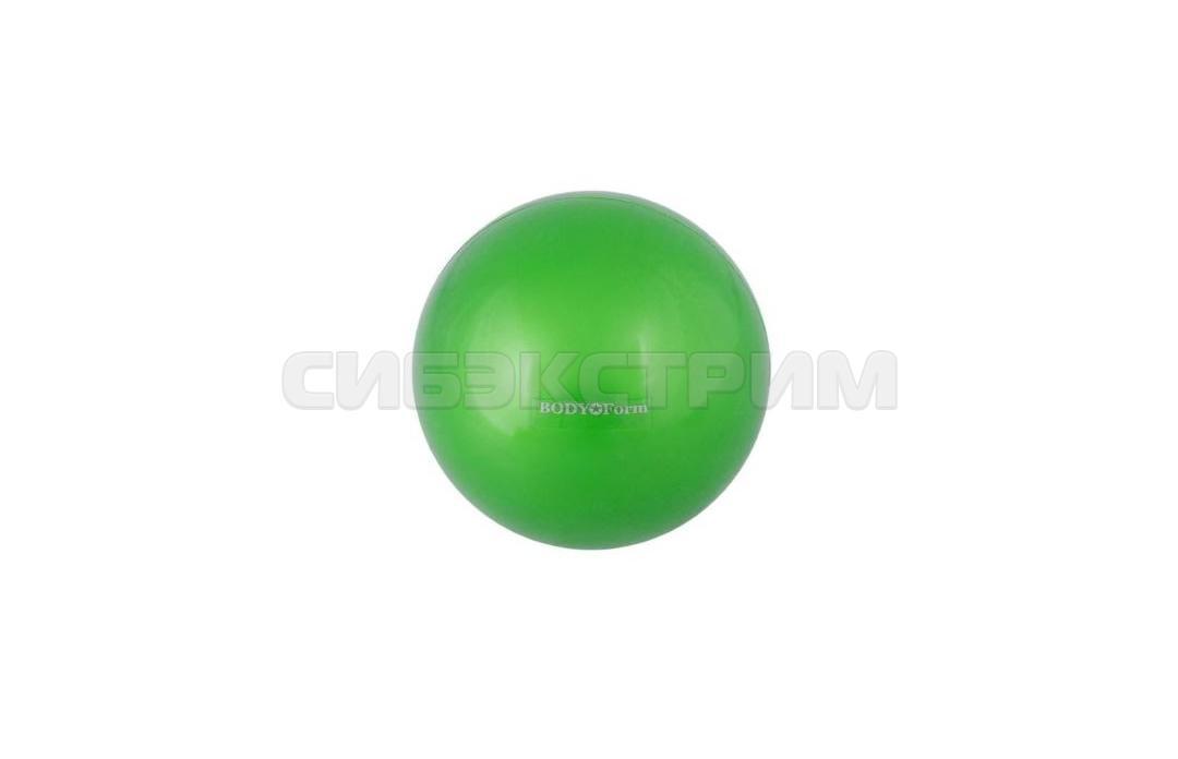 Мяч для пилатеса Альфа Каприз BF-TB01 0,5 кг. 10 см зеленый