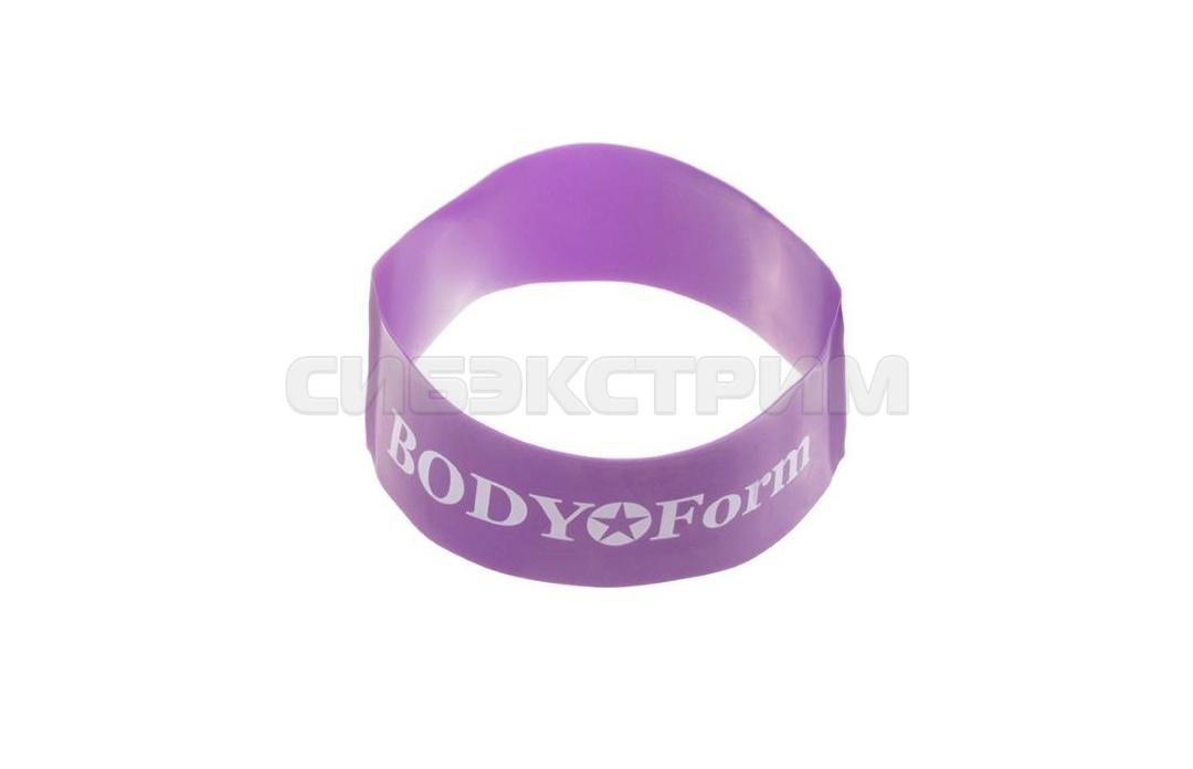 Эспандер резиновая петля Альфа Каприз BF-RL70-46 см. фиолетовый
