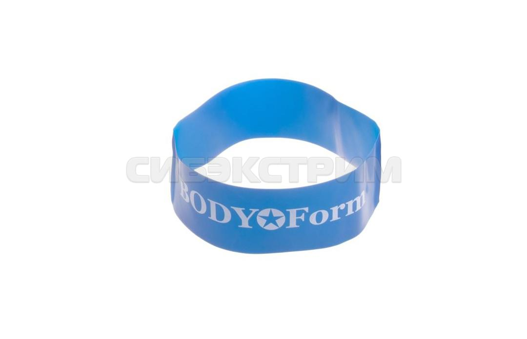 Эспандер резиновая петля Альфа Каприз BF-RL100 9кг. 60см синий