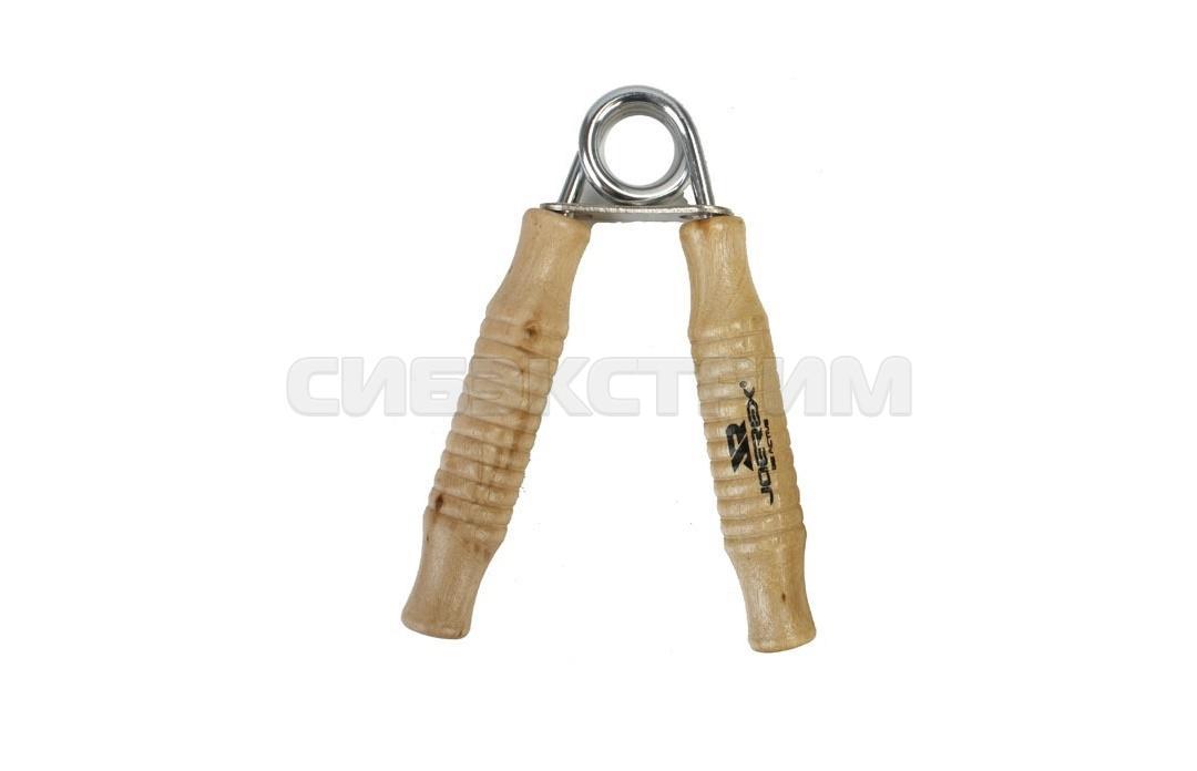 Эспандер Joerex JD6069 кистевой, деревянные ручки