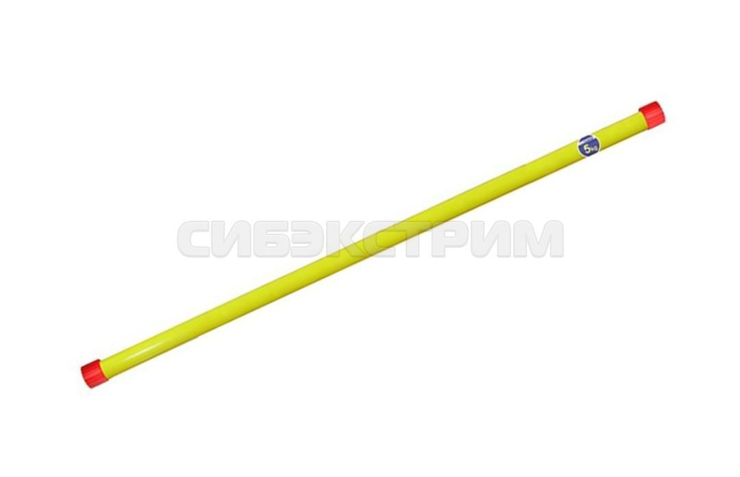 Бодибар МТ 5кг, длина 1200мм - мягкий