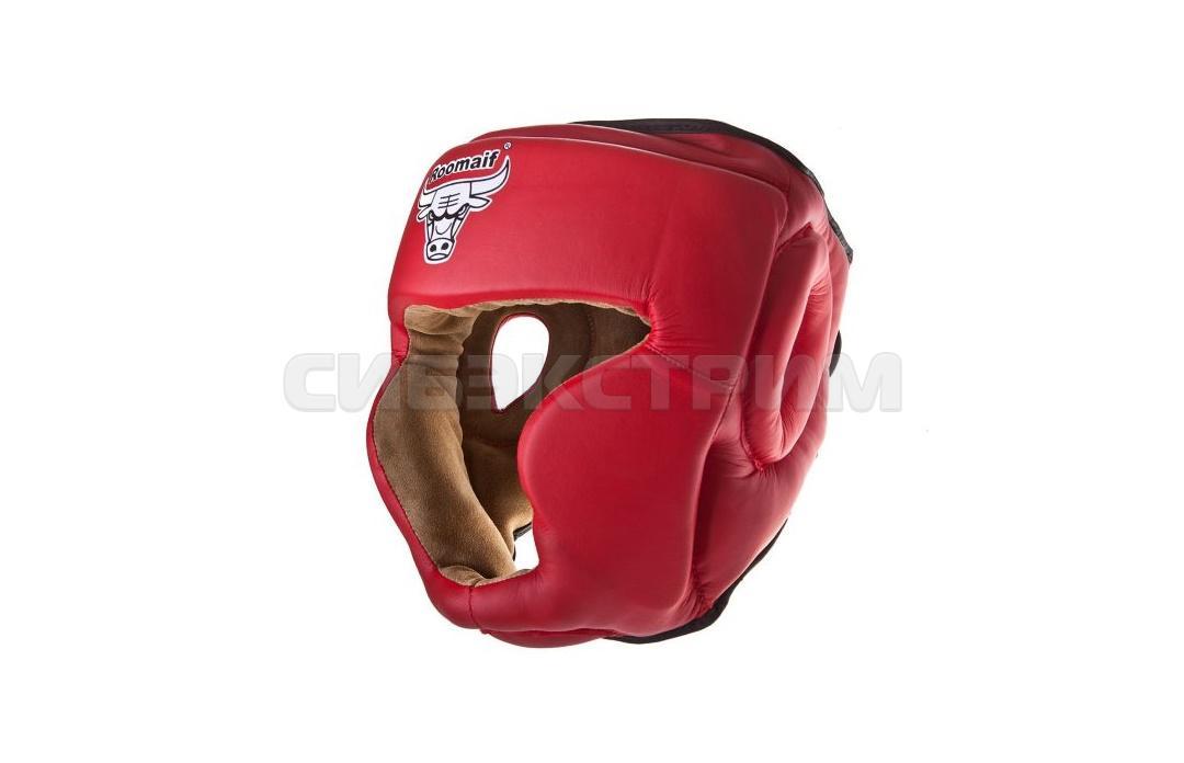 Шлем защитный Альфа Каприз RHG-140 PL красный