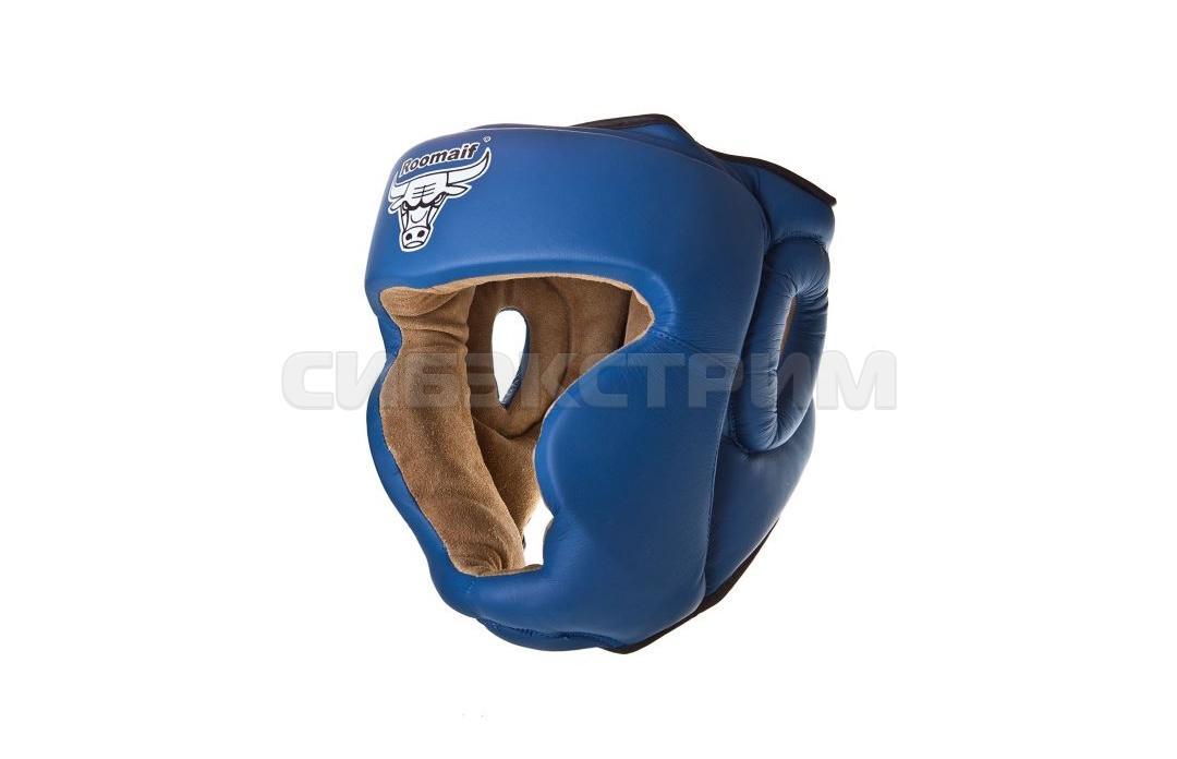 Шлем защитный Альфа Каприз RHG-146 PL синий